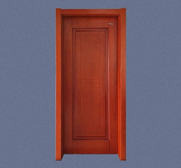 实木烤漆门的主要用材